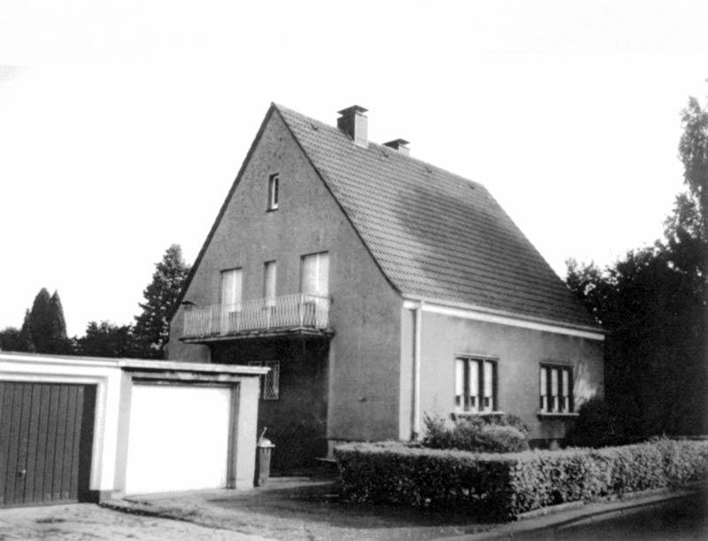 Bauten Haus Robben Spital Frenking Schwarz Architekten